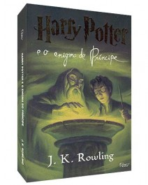 [PRODUTO DE EXEMPLO] - Harry Potter e o Enigma do Príncipe